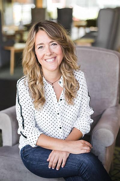 Maria Carrascal - Emana. Co-creadora de la Motivaccion en juego